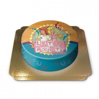 Bibi & Tina Party Torte