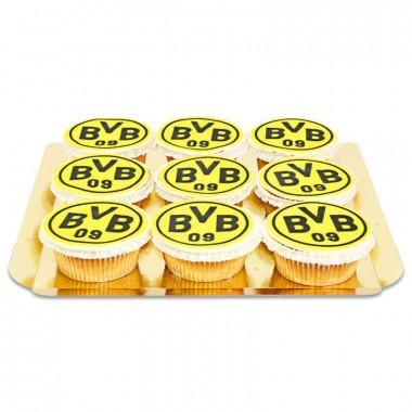 BVB - Cupcakes, 9 Stück