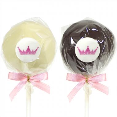 Cake-Pops mit Logo (12 Stück)