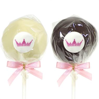 Cake-Pops mit Logo (6 Stück)