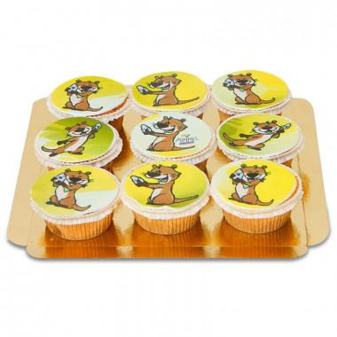9 Süße Cupcakes zum Verschenken