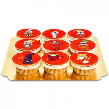 1. FC Union Berlin - Ritter Keule & seine Knirpse Cupcakes