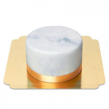 Deluxe Marmormuster-Torte - doppelte Höhe