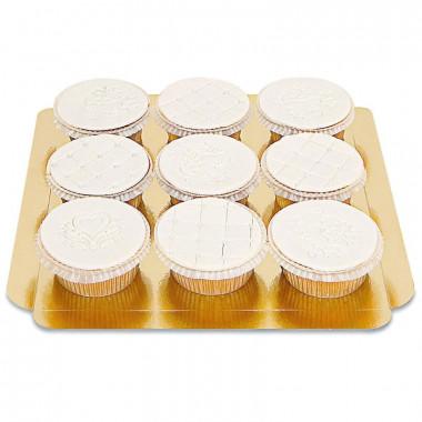 Deluxe Cupcakes, 9 Stück