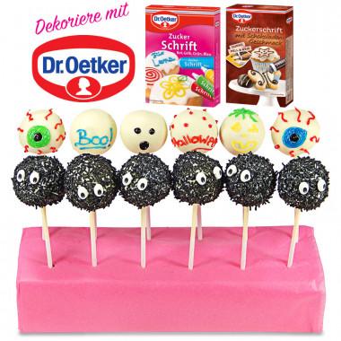 Dr. Oetker Halloween Cake-Pops