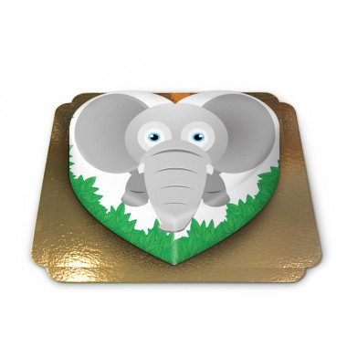 Elefanten-Torte