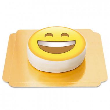 Lachender Emoji-Torte