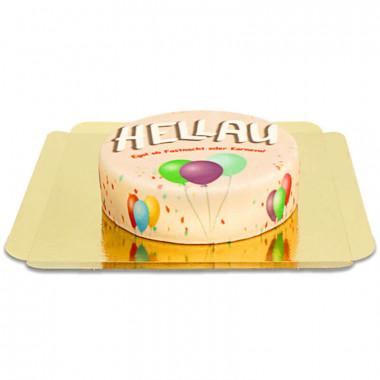 Faschings-Torte