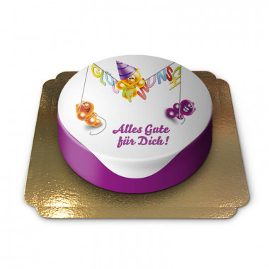 Gelini Torte - Alles Gute für Dich!