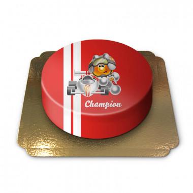Gelini Torte - Champion mit Auto