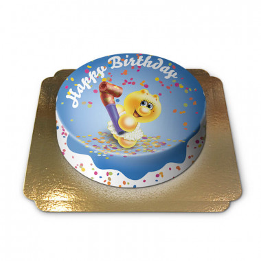 Gelini Torte - Happy Birthday Konfetti