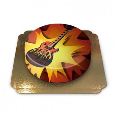 E-Gitarren Torte