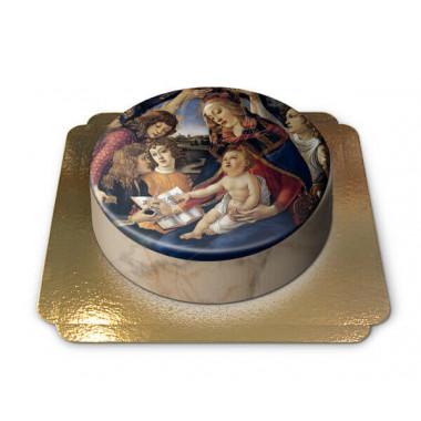 """Kommunion Torte """"Heilige Maria"""""""