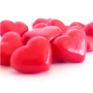 Große Herzen, ca. 30 mm (3 Stück)