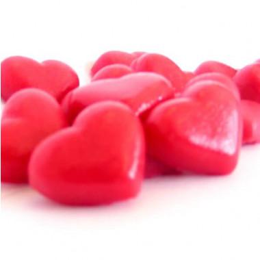 Kleine Herzen, ca. 20 mm (5 Stück)