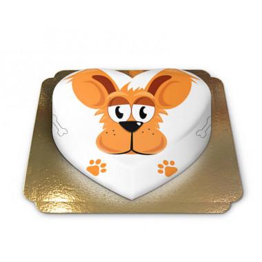 Hunde-Torte