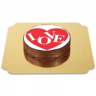 Botschafts Sachertorte Love