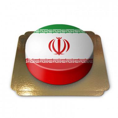 Iran-Torte
