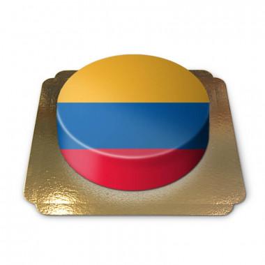 Kolumbien-Torte