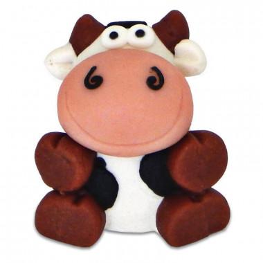 Kuh aus Marzipan
