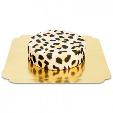 Leopard-Muster Torte