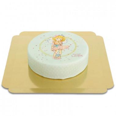 Prinzessin Lillifee-Torte in Mint-Grün