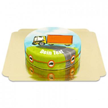 LKW-Torte