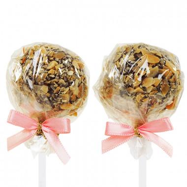 Marzipan Cake-Pops (12 Stück)