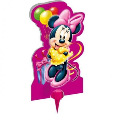 Minnie Maus Tortenfontäne