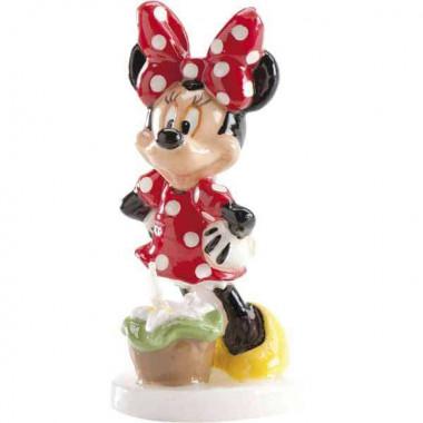 Minnie Maus Tortenkerze