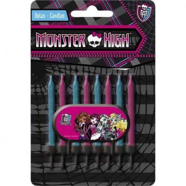 Monster High Tortenkerzen
