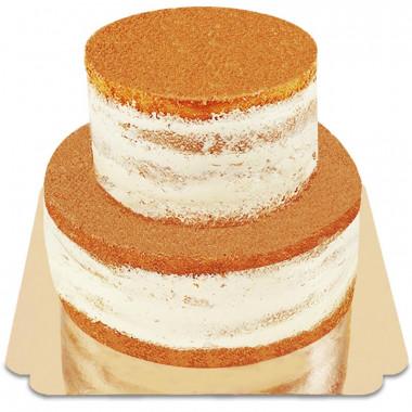 Naked Cake zweistöckig
