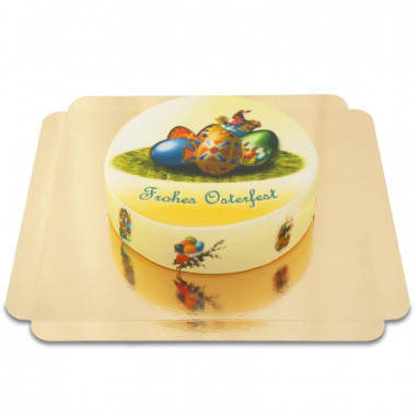 Ostertorte Frohes Osterfest
