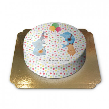 Big Band-Torte von Mr. & Mrs. Panda