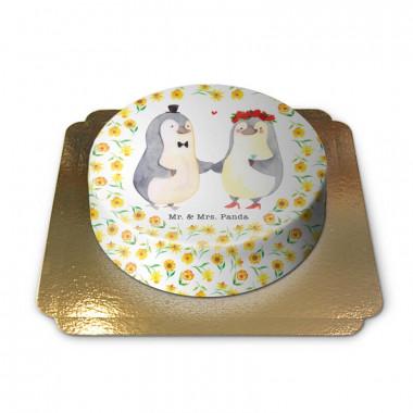 Pinguin-Torte von Mr. & Mrs. Panda