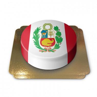 Peru-Torte