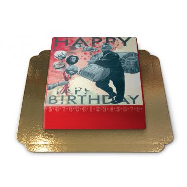 Happy Birthday Torte von Pia Lilenthal