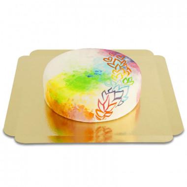 Fancy Splashes-Torte