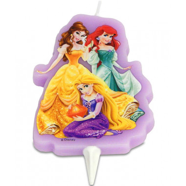 Prinzessinnen-Kerze