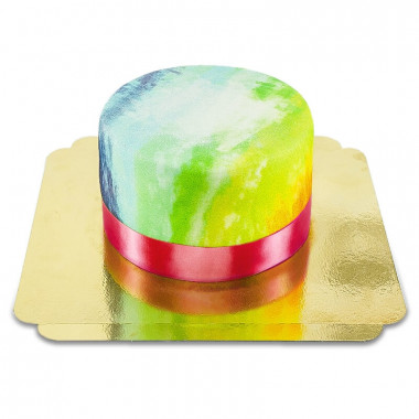 Rainbow Pride-Torte