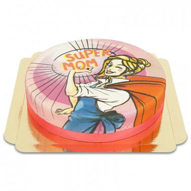 Rosa Supermum-Torte