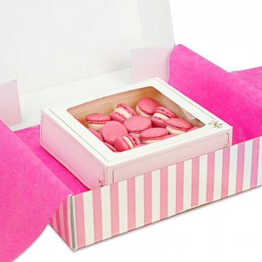Rosa Macarons