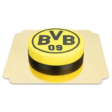 BVB - Runde Logotorte