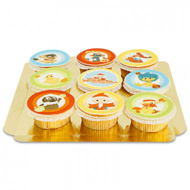 Sandmann & seine Freunde - Cupcakes
