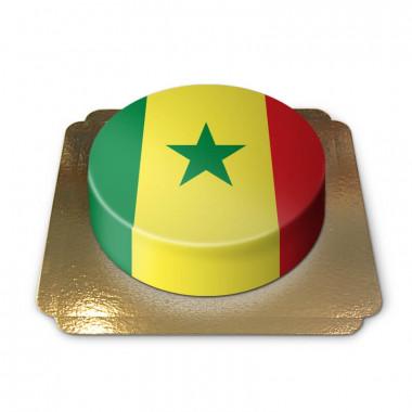 Senegal-Torte