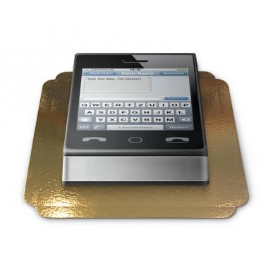 SMS-Torte