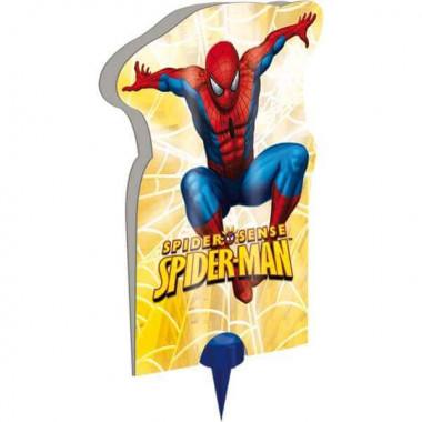 Spider-Man Tortenfontäne