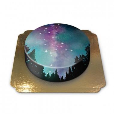Nachthimmel-Torte