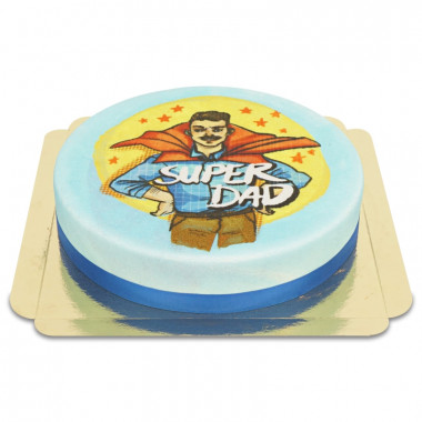 Super Dad Torte