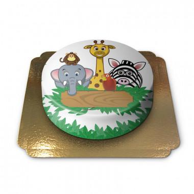 Tier Torte